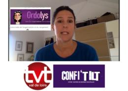 Ordolys dans Confi'Tilt sur TV Tours Val de Loire