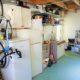 Garage rangé
