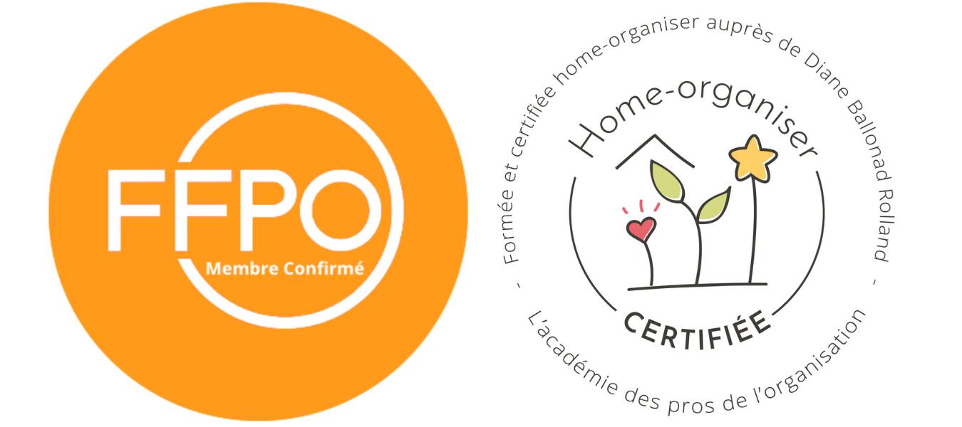 Logos FFPO et certification