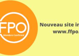 Logos FFPO et site internet